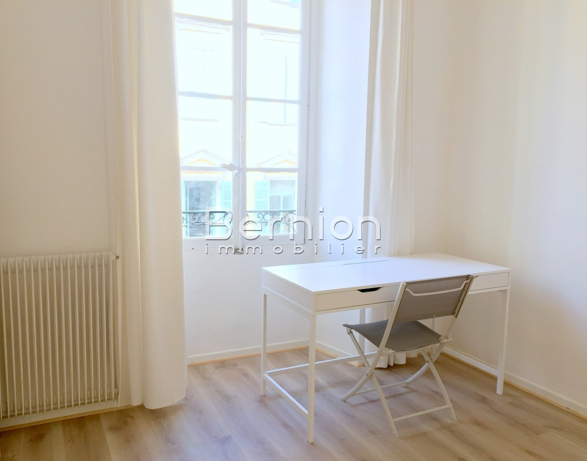 Bernion immobilier agence immobili re de prestige nice c te d 39 azur - Location appartement meuble nice ...