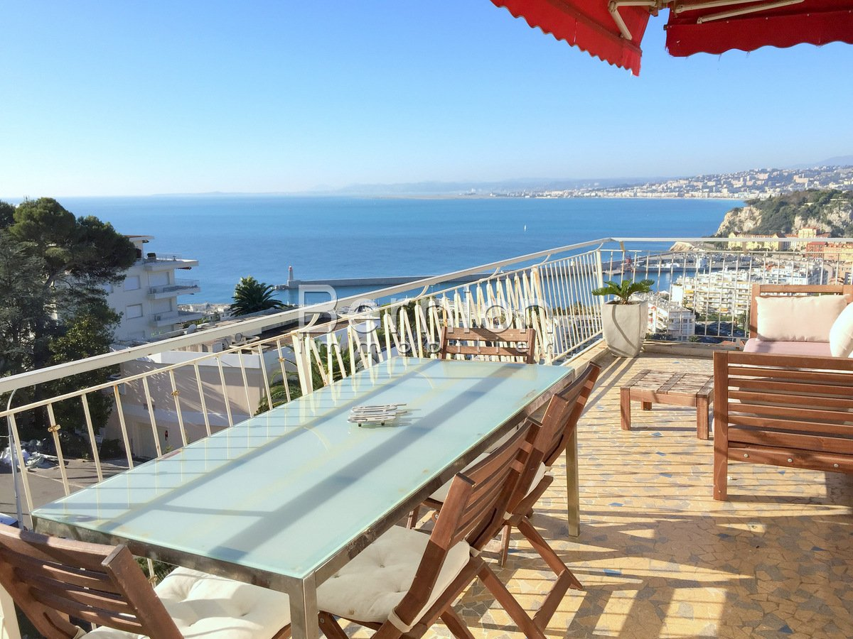 Bernion immobilier agence immobili re de prestige nice for Agence appartement nice